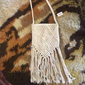 Handbags - Forever 21 crochet purse